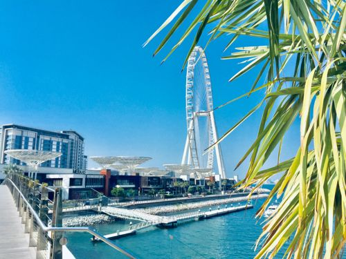 Dubai Blue Waters-3