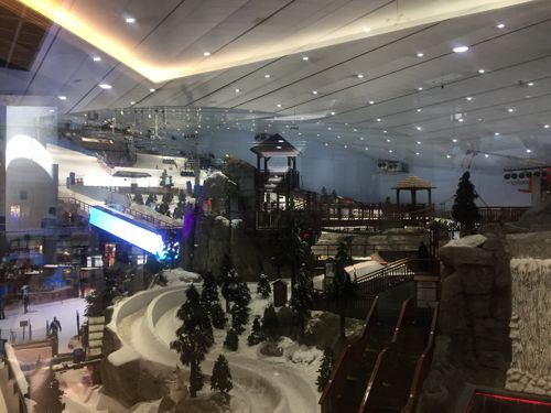 Dubai Mall-Of-Emirates Ski-2